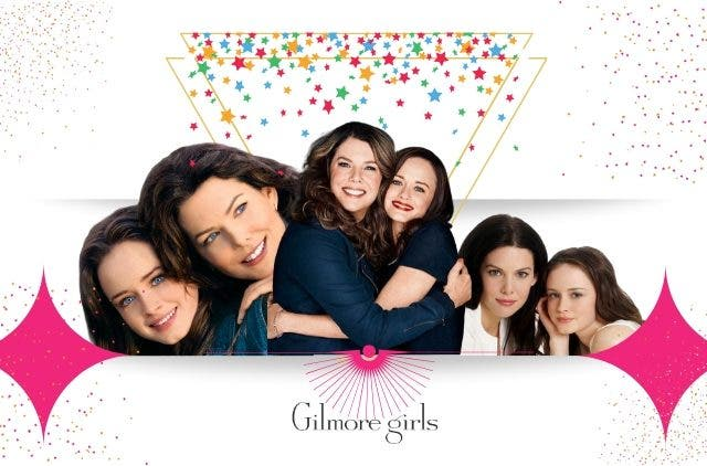 Glimore Girls A Year In Life Movie