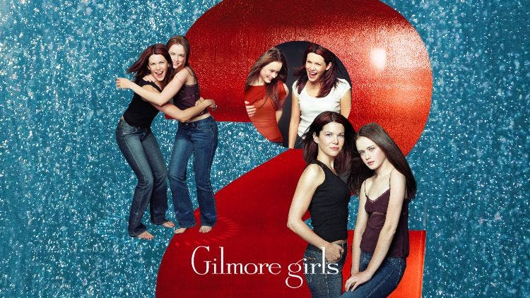 Gilmore Girls A Year In Life