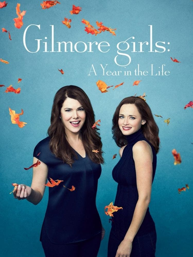 Gilmore Girls Season 2 A Year In The Life