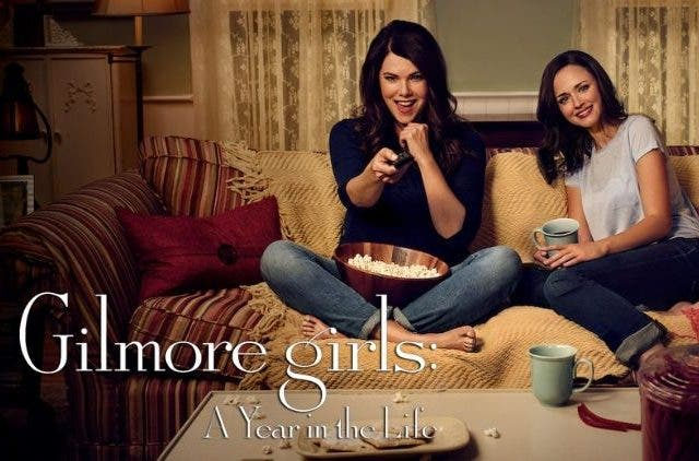 Gilmore Girls A Year In The Life Season 2 DKODING