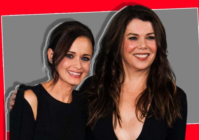 Gilmore Girls' Lauren Graham