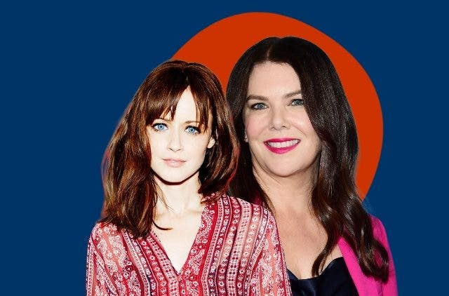 The ending of Gilmore Girls: A Year in the Life