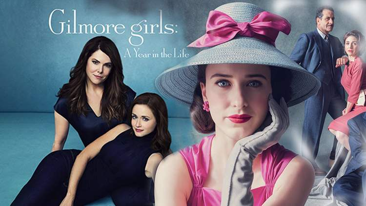 Epic Crossover: Marvelous Mrs. Maisel And Gilmore Girls Coming Together