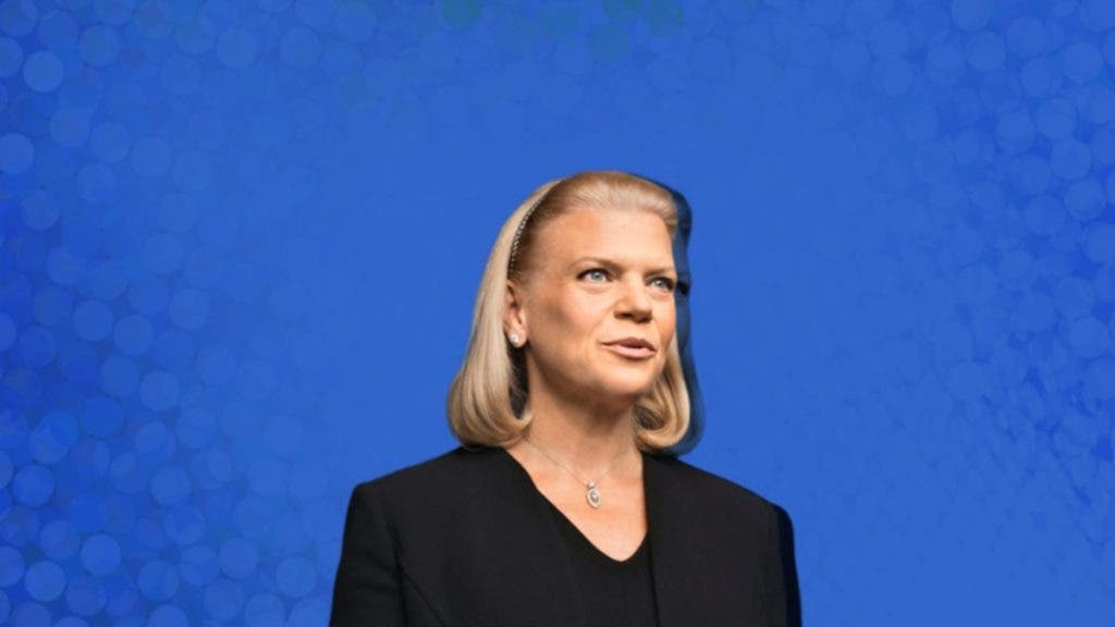 Ginny Rometty, CEO, IBM - World's Most Powerful White-Collared Women in 2020