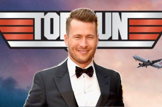 Top Gun Glen Powell DKODING