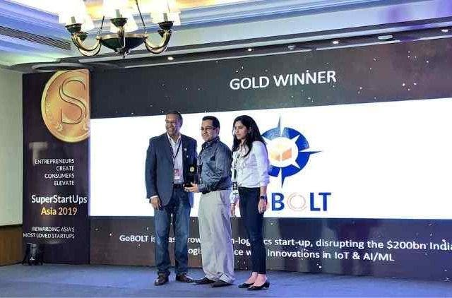 GoBolt-Cofounder-Sumit-Sharma-Wins-Awards-NewsShot-DKODING