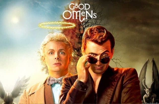 Release date of Amazon Prime's Good Omens