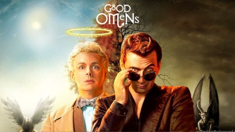 The Wait Is Over! Good Omens Season 2 Release Date Confirmation