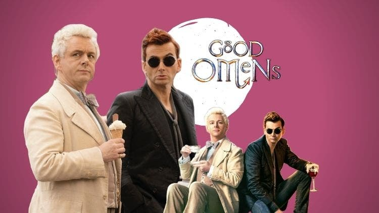 Angels And Demons Are Back Together: Good Omens Season 2 In The Works