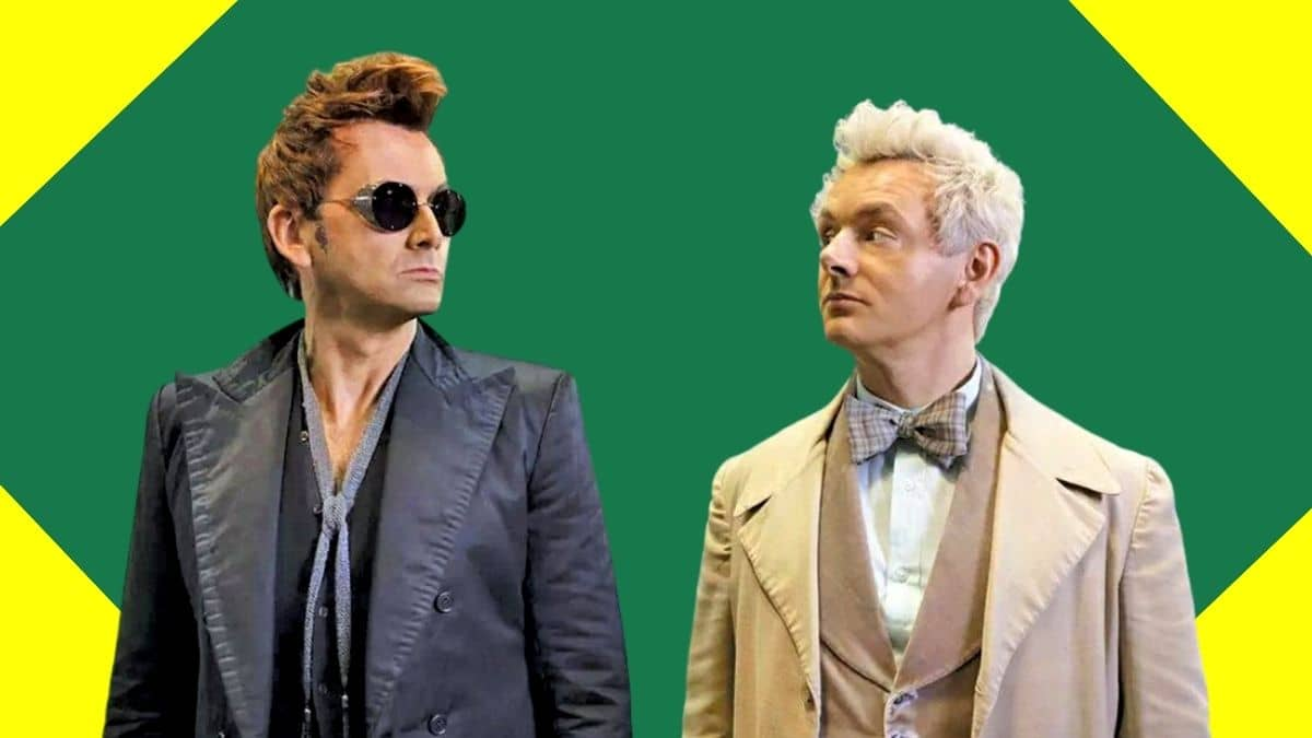 Good Omens sequel?