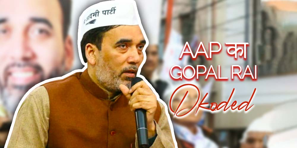 Exclusive Interview: 'Negative Nationalism Can Gain Power, Can't Provide Solutions' Gopal Rai