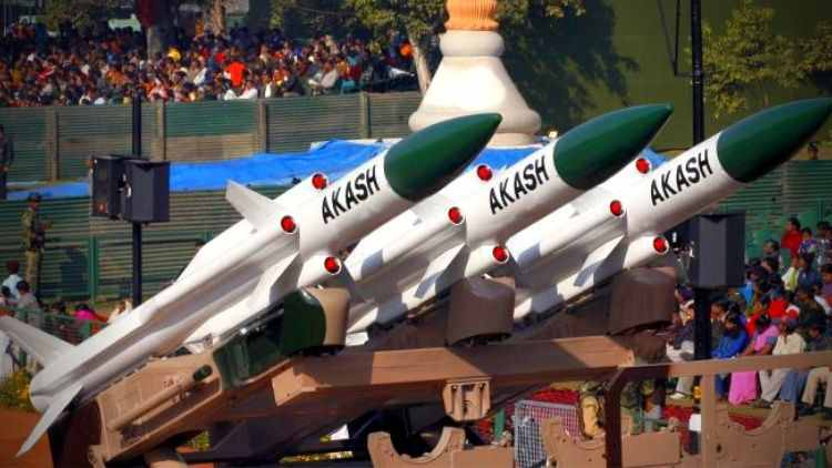 Govt-Akash-Missile-Project-For-Air-Force-More-News-DKODING