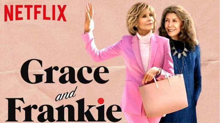Grace And Frankie Set To Make A Record On Netflix
