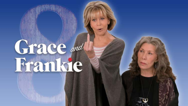 Netflix's Grace and Frankie Are Back For Season 8 And Beyond