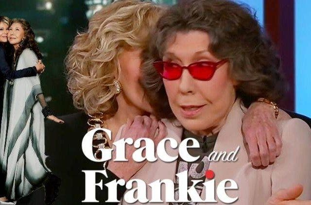 Grace and Frankie Season 7 DKODING