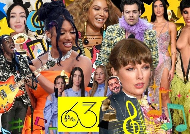 Grammys 2021: Top 10 Show Stopping Moments From Awards Night Highlight Reel