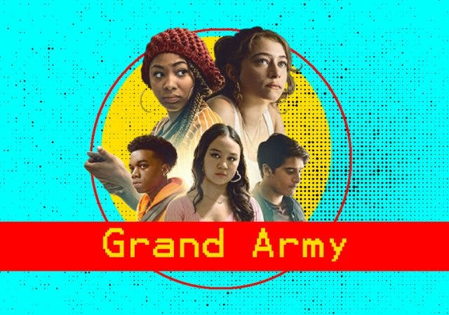 official information on 'Grand Army'