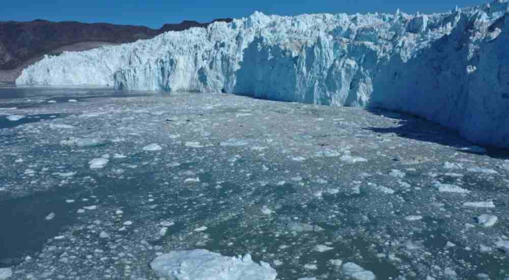 This is the record meltdown noticed ever since the records are maintained in Greenland | NewsShot | DKODING