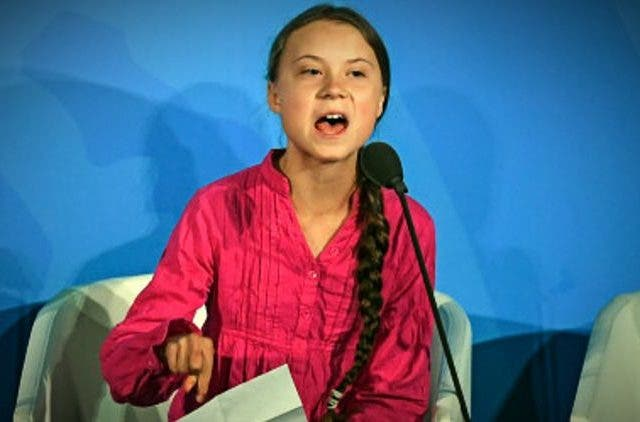 Greta-Thunberg-Global-Politics-DKODING