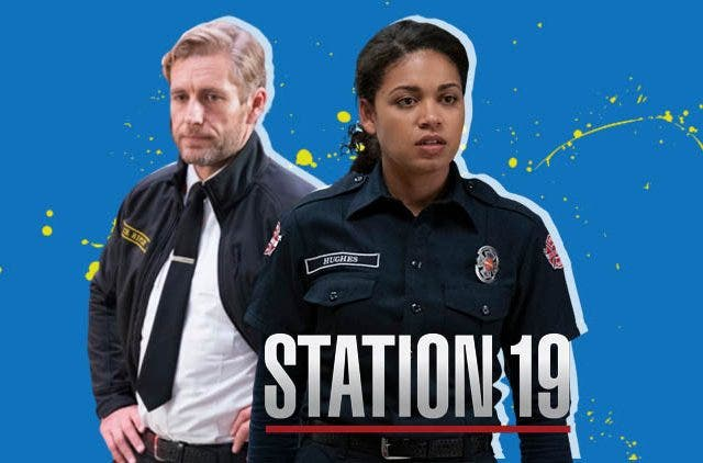 Grey Anatomy and Station 19