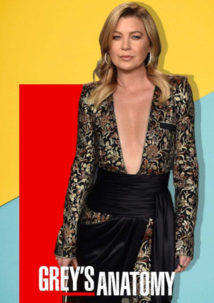 Ellen Pompeo Reveals Why She Is Still Stuck With Grey's Anatomy