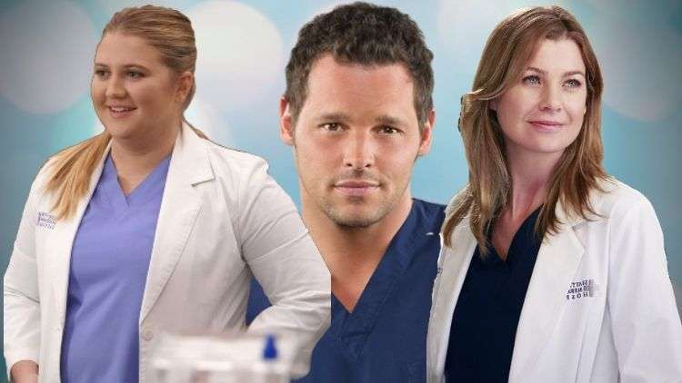 Grey's Anatomy Jaicy disussed about Justin Chambers exit from the show