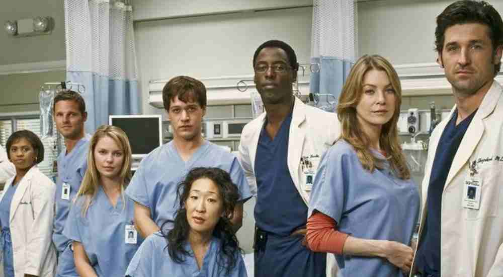 Grey's Anatomy fired more than five actors from the show