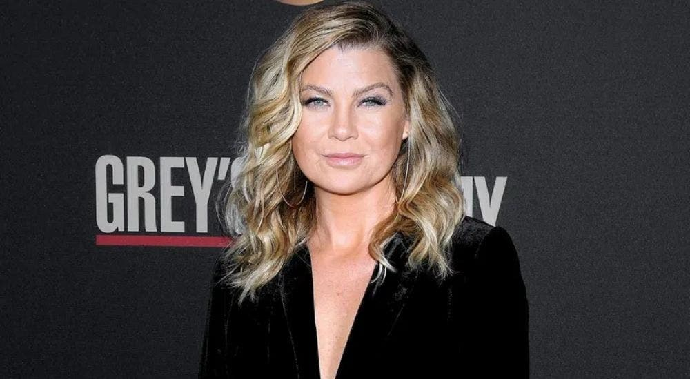 Ellen Pompeo is disappointed with the iconic scene of Grey's Anatomy