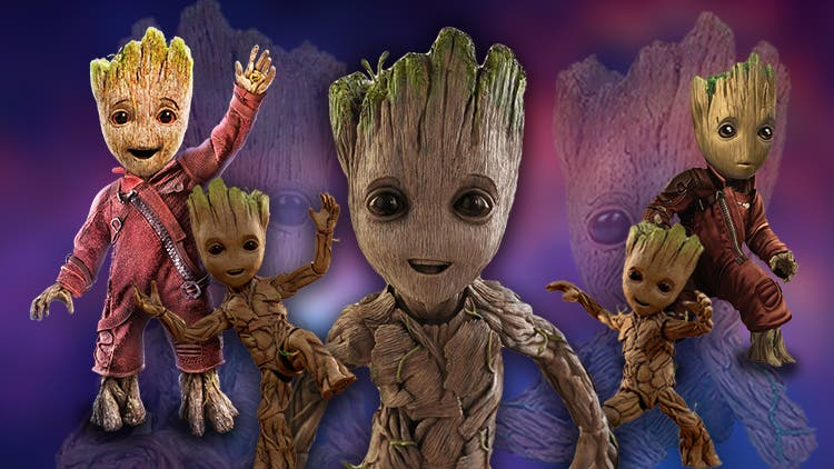 James Gunn Reveals Alpha Groot With A Message For Quarantined Fans