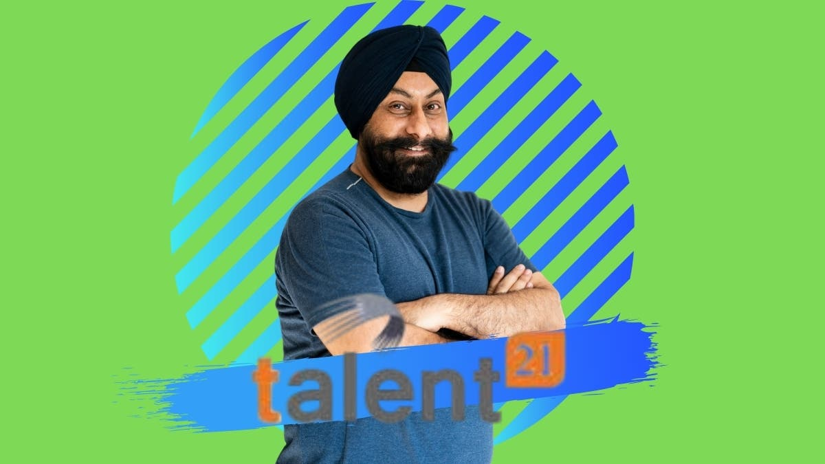 Gurinderpal Singh, Talent21-Feature-Business-DKODING