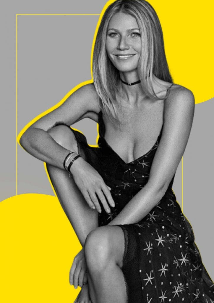 What did Gwyneth have to say about her character Pepper Pots?