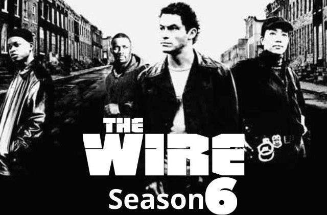 The Wire Season 6 DKODING