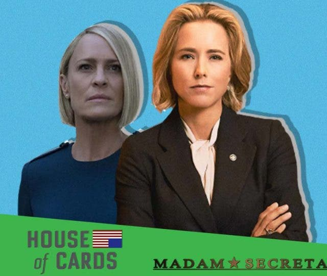 Which political drama is better House of Cards or Madam Secretary