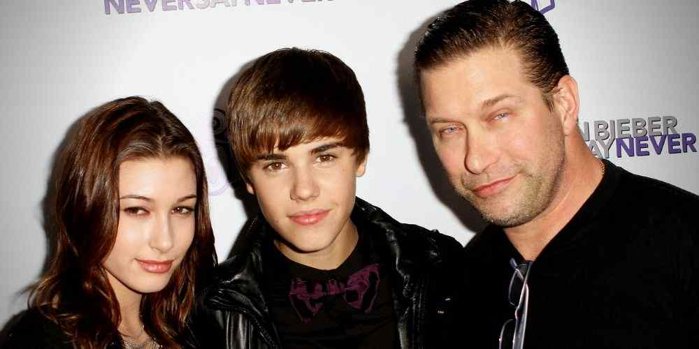 Hailey Baldwin Justin Bieber Never Say Never Premiere 2011 Trending Today DKODING