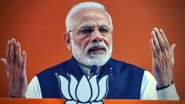 Hailing-Mother-India-And-Spitting-In-Public-Cannot-Go-Together-Says-Modi-India-Politics-DKODING