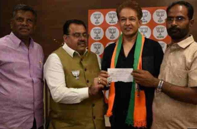 Hairstylist-Jawed-Habib-Joins-BJP-India-Politics-DKODING
