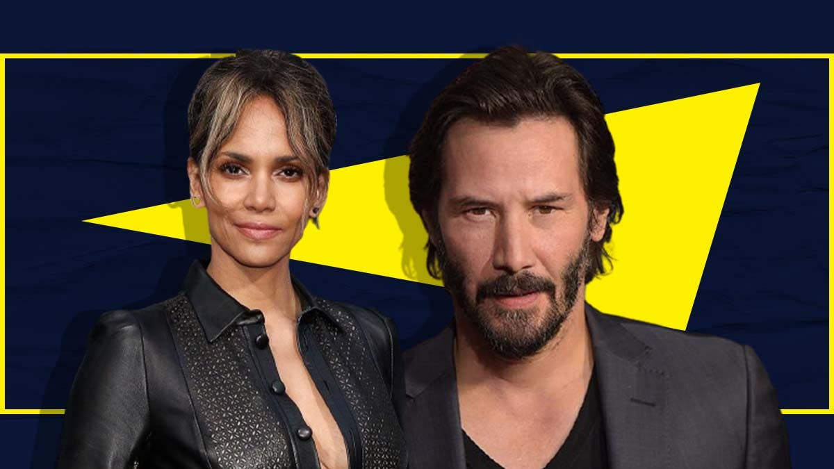 Halle Berry is secretly engaged to Keanu Reeves? Details inside!