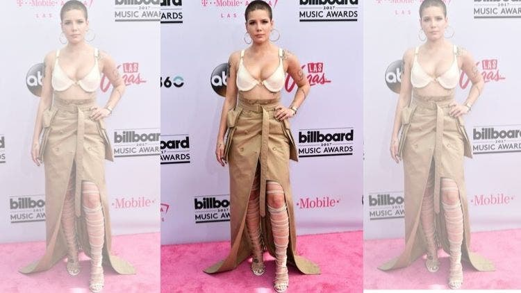 Halsey-Bra-Red-White-Beige-Fashion-And-Beauty-Lifestyle-DKODING