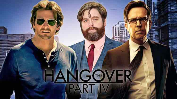 Here's A Reason To Believe The Hangover 4 Might Happen