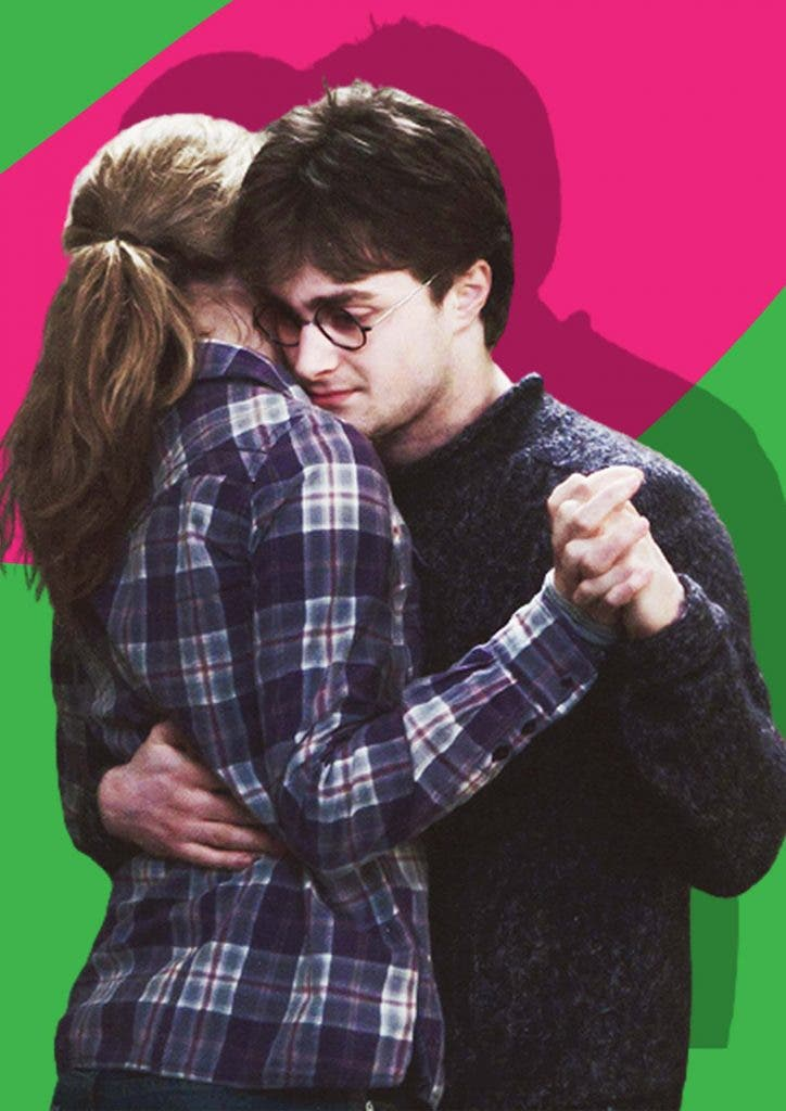 Harry-Hermione Relationship