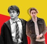 Robert Pattinson turned up drunk and disgusting to crash a 'Harry Potter' premiere