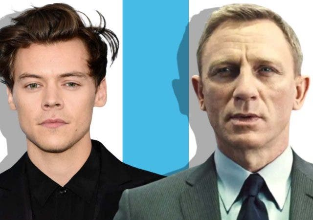 Harry Styles James Bond Craig