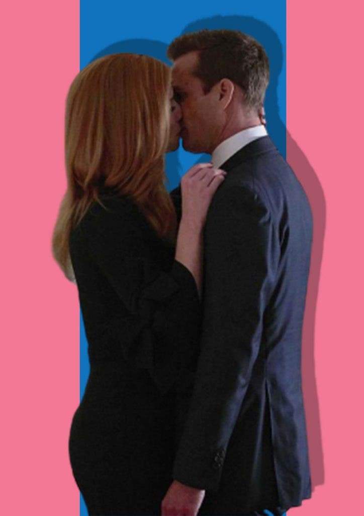 Harvey and Donna