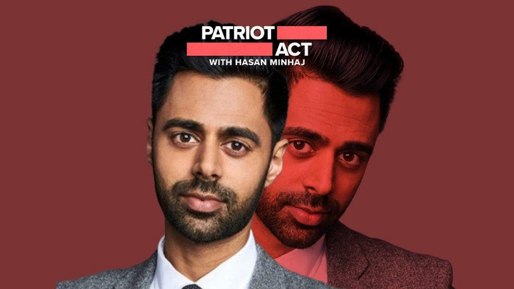 Netflix Scraps Hasan Minhaj's Patriot Act; Leaves Gen Z Voters In The Lurch