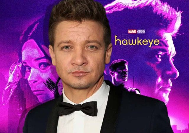 Jeremy Renner under pressure to make 'Hawkeye' successful like other MCU shows on Disney+
