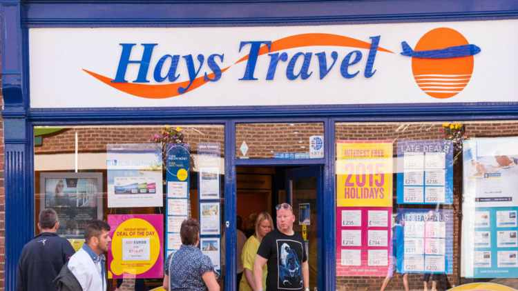 Hays-Travel-Buy-Thomas-Cook-Stores-UK-Comapnies-Business-DKODING