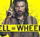 'Hell on Wheels' is the filthiest Western show ever made.