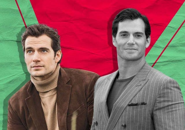 Henry Cavill apologised for an on-set boner to his co-actress