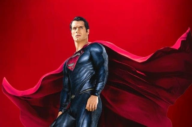Henry Cavill As Superman In Smallville