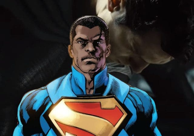 Black Superman DC